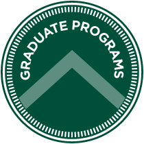 graduate programs badge