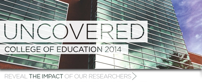 2014 College of Education Annual Report