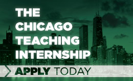 Chicago Internship Application