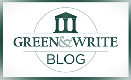 Green and Write Blog