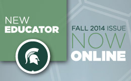 MSU College of Education New Educator