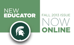 Read the New Educator Online
