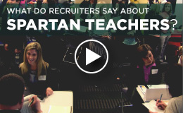 Recruiting MSU Teachers