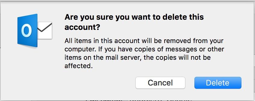 delete account prompt