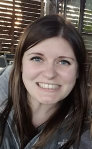 Photo of Elizabeth, MAET student.