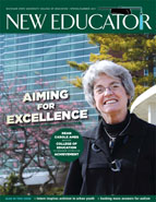 New Educator Spring 2011