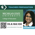 Annual Report - Teacher Preparation